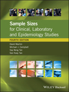 Sample Sizes for Clinical, Laboratory and Epidemiology Studies, 4th Edition (1118874943) cover image