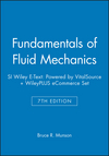 Fundamentals of Fluid Mechanics, 7e SI Wiley E-Text: Powered by VitalSource + WileyPLUS eCommerce Set (1119386543) cover image