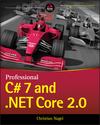 Professional C# 7 and .NET Core 2.0 (1119449243) cover image