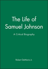 The Life of Samuel Johnson: A Critical Biography (1557866643) cover image