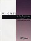 Progress in High-Temperature Superconductors (1574981943) cover image