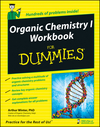 Organic Chemistry I Workbook For Dummies (0470405244) cover image