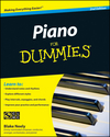 Piano For Dummies, 2nd Edition (0470496444) cover image