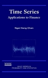 Time Series: Applications to Finance (0471461644) cover image