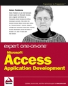 Expert One-on-One Microsoft Access Application Development (0764559044) cover image