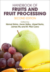 Handbook of Fruits and Fruit Processing, 2nd Edition (0813808944) cover image