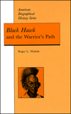 Black Hawk and the Warrior's Path (0882958844) cover image