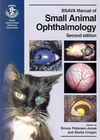 BSAVA Manual of Small Animal Ophthalmology, 2nd Edition (0905214544) cover image