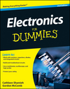 Electronics For Dummies, 2nd Edition (1118052544) cover image