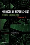 Handbook of Measurement in Science and Engineering, Volume 2 (1118384644) cover image