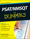 PSAT/NMSQT For Dummies (1118424344) cover image