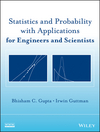 thumbnail image: Statistics and Probability with Applications for Engineers...