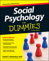 Social Psychology For Dummies (1118770544) cover image