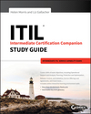 ITIL Intermediate Certification Companion Study Guide: Intermediate ITIL Service Capability Exams (1119012244) cover image
