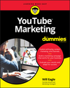 YouTube Marketing For Dummies (1119541344) cover image