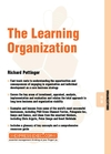 The Learning Organization: Organizations 07.09 (1841123544) cover image