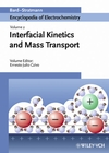 Encyclopedia of Electrochemistry, Volume 2, Interfacial Kinetics and Mass Transport (3527303944) cover image