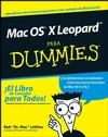 Mac OS X Leopard Para Dummies (0470409045) cover image
