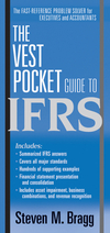 The Vest Pocket Guide to IFRS (0470885645) cover image