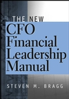 The New CFO Financial Leadership Manual (0471463345) cover image