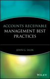 Accounts Receivable Management Best Practices (0471716545) cover image