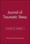 Journal of Traumatic Stress, Volume 18, Number 1 (0471754145) cover image