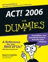 ACT! 2006 For Dummies (0471789445) cover image