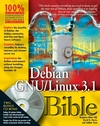 Debian GNU/Linux 3.1 Bible (0764576445) cover image