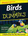 Birds For Dummies  (1118069145) cover image