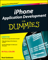iPhone Application Development For Dummies, 4th Edition (1118091345) cover image