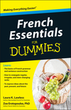 French Essentials For Dummies (1118092945) cover image