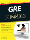 GRE For Dummies, Premier 7th Edition (1118136845) cover image
