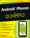 Android Phones For Dummies (1118232445) cover image
