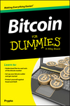 Bitcoin For Dummies (1119076145) cover image