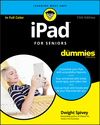 iPad For Seniors For Dummies, 11th Edition (1119539145) cover image