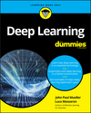 Deep Learning For Dummies (1119543045) cover image