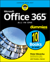Office 365 All-in-One For Dummies (1119576245) cover image