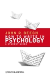 thumbnail image: How To Write in Psychology A Student Guide