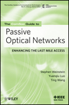 The ComSoc Guide to Passive Optical Networks: Enhancing the Last Mile Access (0470168846) cover image