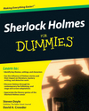 Sherlock Holmes For Dummies (0470484446) cover image