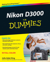 Nikon D3000 For Dummies (0470602546) cover image