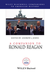 A Companion to Ronald Reagan (0470655046) cover image