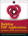 Building PHP Applications with Symfony, CakePHP, and Zend Framework (0470887346) cover image