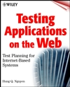 Testing Applications on the Web: Test Planning for Internet-Based Systems (0471437646) cover image