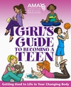 American Medical Association Girl's Guide to Becoming a Teen (0787983446) cover image