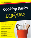 Cooking Basics For Dummies, 4th Edition (1118013646) cover image