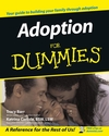 Adoption For Dummies (1118069846) cover image