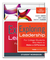 The Exploring Leadership Student Set (1118572246) cover image