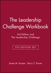 The Leadership Challenge Workbook, 3rd Edition and The Leadership Challenge, 5th Edition Set (1118609646) cover image