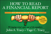How to Read a Financial Report: Wringing Vital Signs Out of the Numbers, 8th Edition (1118735846) cover image